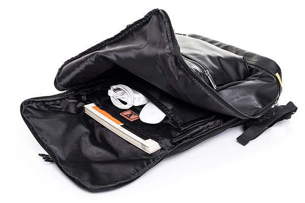 Balo du lịch phù hợp có thiết kế nhiều ngăn