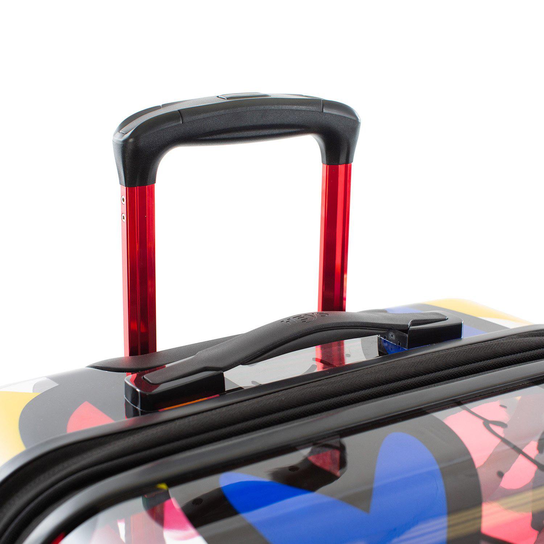 Cần kéo vali chắc chắn