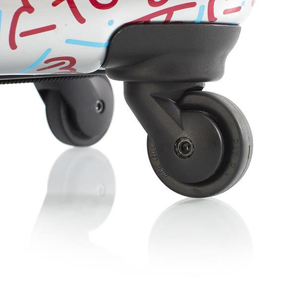 Chi tiết bánh xe vali