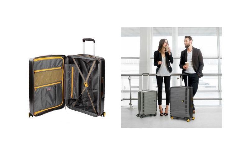 Lựa chọn vali kéo có kích thước phù hợp