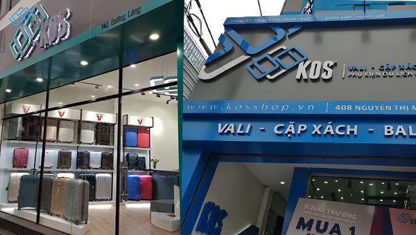 Cửa hàng bán vali đựng laptop đẹp ở Hà Nội,  Thành phố Hồ Chí Minh