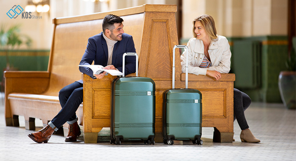 Tiêu chí chọn vali kéo doanh nhân đẳng cấp và sang trọng