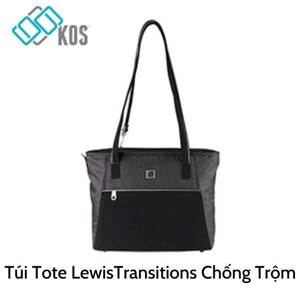 Túi Tote Lewis Transitions Chống Trộm