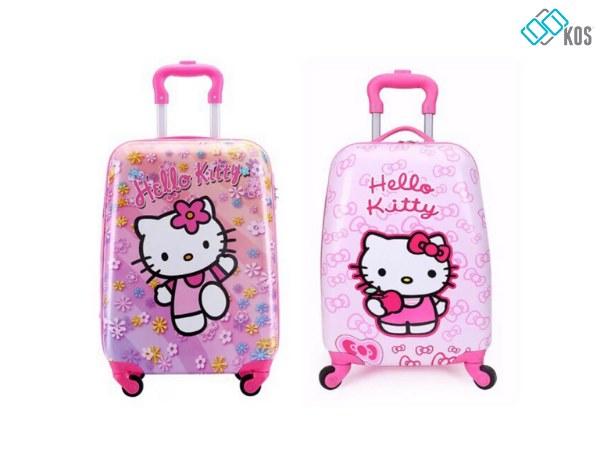 Vali kéo Hello Kitty