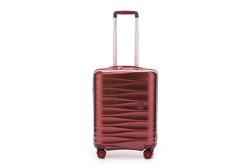 Vali nhựa màu đỏ Roncato