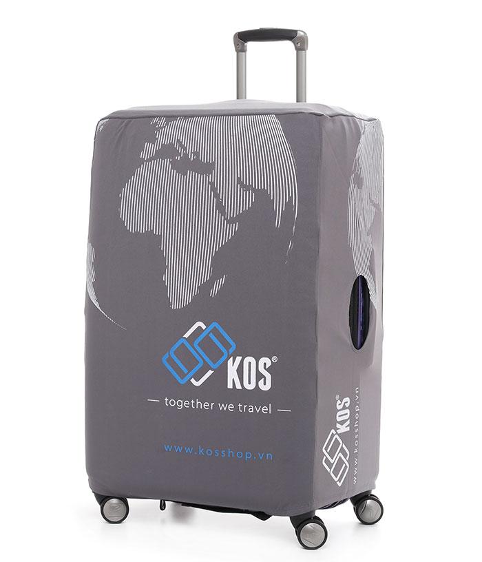 Túi bọc vali hành lý 4 chiều