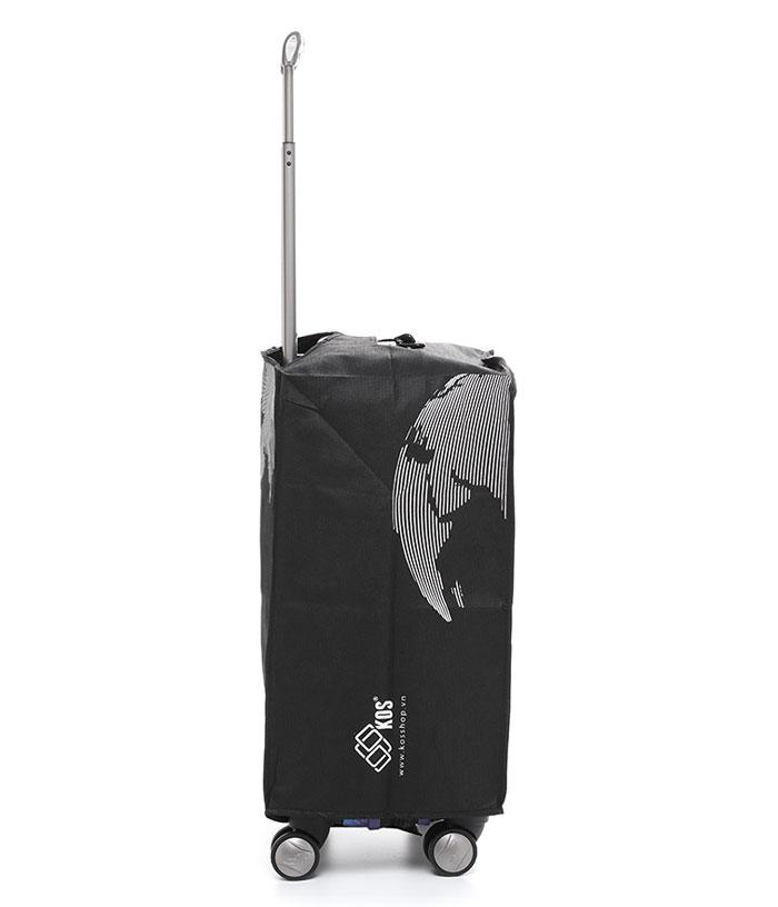 túi bọc vali hành lý không dệt