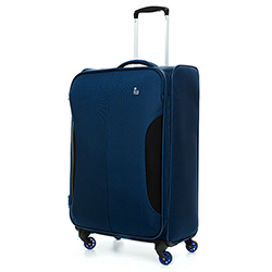 Vali Modo Jet 6 tấc (24 inch) - Dark Blue
